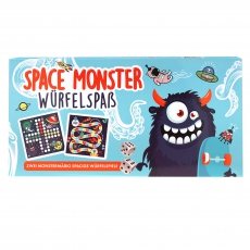 Würfelspiel Space Monster