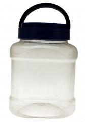 Flummi 27 mm Gefrostet im Behälter