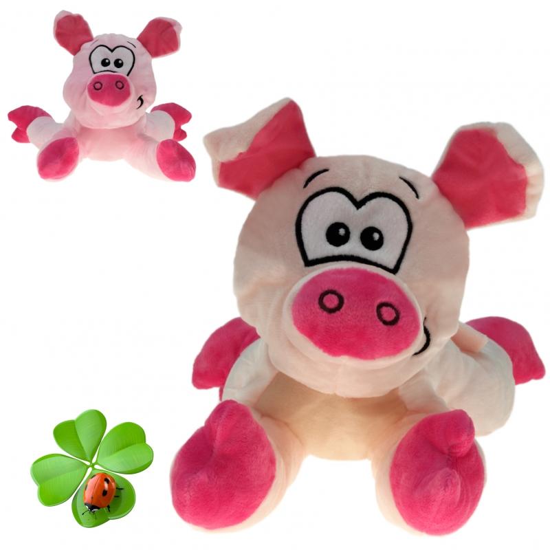 Glücksschwein Plüsch