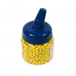 Softair Munition 500 Kugeln gelb