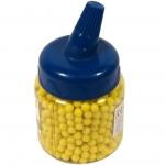 Softair Munition 1000 Kugeln gelb