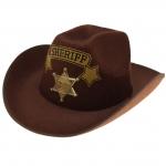 Cowboyhut Sheriff