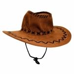 Cowboyhut Classic hellbraun