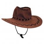 Cowboyhut Classic dunkelbraun