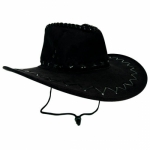 Cowboyhut Classic schwarz