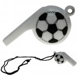 Trillerpfeife Fußball