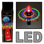 LED Karussell Flashing Doodler mit Discokugel