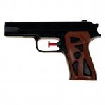 Wasserpistole Agenten Pistole 15 cm