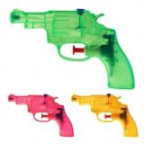 Wasserpistole Transparent Revolver 13 cm