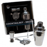 Cocktailset Delux 5-teilig