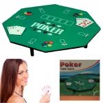 Pokertisch inkl. Zubehör