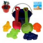 Sandspielzeug 17 cm - 7 Teile