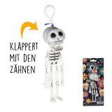 Skelett auf zum Aufziehen an SK