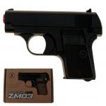Softair Pistole Metall ZM03 / 6mm