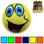 Knautschball Stressball Smiley 6 cm