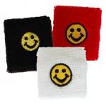 Schweißband Smiley