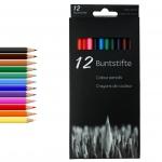 Buntstifte 12er Set 18 cm