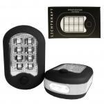 Taschenlampe Lichtkraft HP Arbeitslampe 11 LEDs grau
