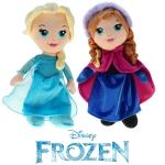 Plüsch Disney Frozen - Elsa & Anna 30 cm