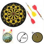 Dartspiel Dartboard 15 cm