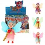 Puppe Fee / Fairy 10 cm