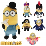 Plüsch Minions Movie-Mix Gift Quality 24 cm