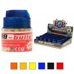 Softair Munition 200 Kugeln Color-Mix poliert