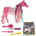 Puppe / Pferd My Horse 32 x 26 cm