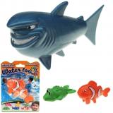 Badewannenspielzeug Aufziehbare Tiere 14 x 18 cm