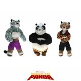 Pl�sch Kung Fu Panda Sortiment Gr. 7