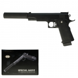 Softair Pistole Metall Special Agent 6mm