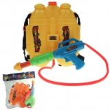 Wasserpistole Pump Gewehr mit Wassertank-Rucksack
