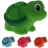 Gummi-Schildkröte Color 7 cm