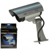 Überwachungskamera-Attrappe CCD