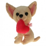 Plüsch Hund Chihuahua Christina 18 cm