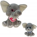 Plüsch Elefanten Emilia und Enno 20 cm