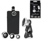 Kamera-Linsen-Set COOL f�r Smartphone