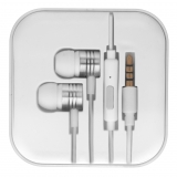 Kopfhörer HD In Ear COOL-Sound 1.0 weiß