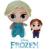 Plüsch Disney Frozen - Elsa & Anna 26 cm