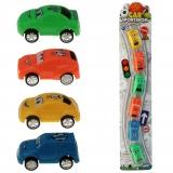 Fahrzeuge 6er Set Funny Racer  52 x 10 cm