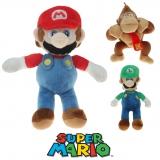 Plüsch Super Mario Sortiment  30 cm
