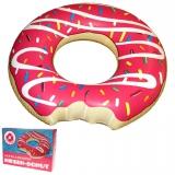 Aufblasbarer Riesen Donut 120 cm Durchmesser