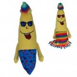 Plüsch Crazy Bananen 55 cm