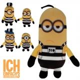 Plüsch Minions Prison Gr. 1,5
