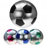 PVC Ball Metallic Fußball 40 cm