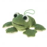 Plüsch Frosch Quasti 13 cm