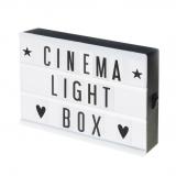 LED Leuchtkasten Cinema