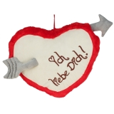 Plüsch Herz Amor  55 cm