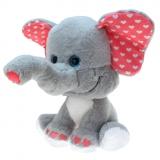 Plüsch Elefant David 20 cm