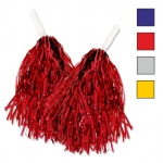 Cheerleader Pom Poms 2er Set